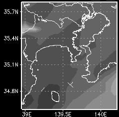 GPV 気象予報のブログパーツ