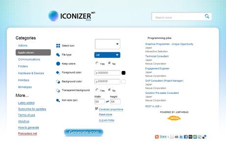 Iconizer.net