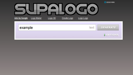Supalogo - create nice logo