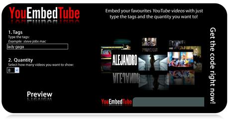 YouEmbedTube